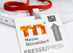 Photo: Press pass