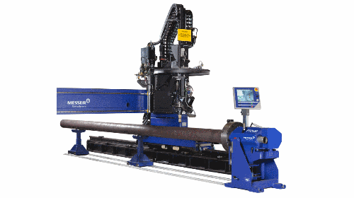 New Pipe Cutting System PTC500